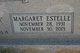 Margaret Estelle <I>Walters</I> Blackmon