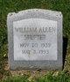 William Allen Stepter
