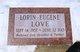 Lorin Eugene Love