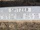 Polly Ann <I>Daugherty</I> Spitzer