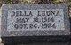 Profile photo:  Della Leona Barber