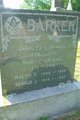 Mary Ella <I>Barker</I> Barker