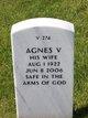 Profile photo:  Agnes V Bray