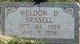 Weldon Dayton Brasell