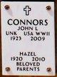 Profile photo:  John L Connors