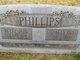 Betty Jane <I>Kiger</I> Phillips