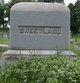 Carrie <I>Everts</I> Sweetland