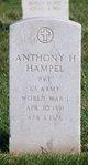 Profile photo:  Anthony H Hampel