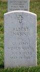 Profile photo:  Albert Nanni