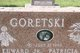 Profile photo:  Edward P Goretski, Jr