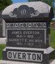 Harriett Emmaline <I>Lindsey</I> Overton