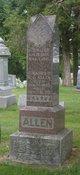 Serena Alma <I>Wiseman</I> Allen