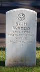Profile photo:  Ruth <I>Burgess</I> Butler