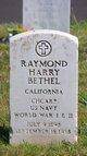 Profile photo:  Raymond Harry Bethel