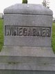 Hannah <I>Paugh</I> Winegarner