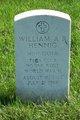 Profile photo:  William Albert Hennig