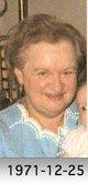 Bertha <I>Steinwand</I> Bartell