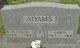 Profile photo:  Eleanor <I>Goins</I> Adams