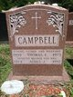 Profile photo:  Agnes Josephine <I>Meade</I> Campbell