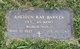 Rhoden Ray Barker