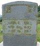 Profile photo:  John Edward Abel