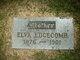 Profile photo:  Elva G. <I>Kirk</I> Edgecomb
