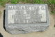 "Profile photo:  Margaretha C. ""Maggie"" Boldt"