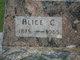 Alice C. <I>Primo</I> AuBuchon