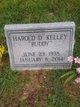 "Harold Douglas ""Buddy"" Kelley"