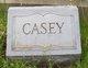 Profile photo:  Casey