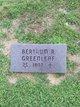 Bertrum R Greenleaf