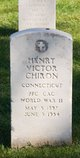 Profile photo:  Henry Victor Chiron