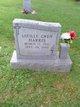 "Lucille Gwen ""Lou"" <I>Harper</I> Harris"