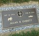 """Profile photo:  Allan Ralph """"Al"""" Everett"""