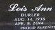 Lois Ann <I>Durler</I> Alderman