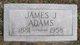 James J Adams