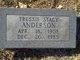 Tressie <I>Stacy</I> Anderson