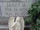 Profile photo:  Janet Marie <I>Gratzel</I> Ahner