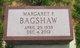 Margaret P. Bagshaw