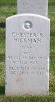 Profile photo:  Chester R Hickman