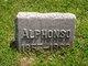 Profile photo:  Alphonso Buckhout