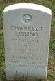 Profile photo:  Charles F Ehring