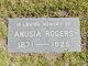 Profile photo:  Anusia Rogers