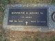 Kenneth A Adams, Sr