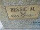 Profile photo:  Bessie Mae <I>Rice</I> Poteet