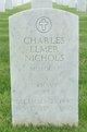Profile photo:  Charles Elmer Nichols