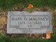 Mary D. <I>Donahue</I> Maloney