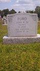 Profile photo:  A. Jane Ford