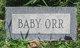 Profile photo:  (Baby) Orr