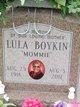 Profile photo:  Lula V <I>Washington</I> Boykin